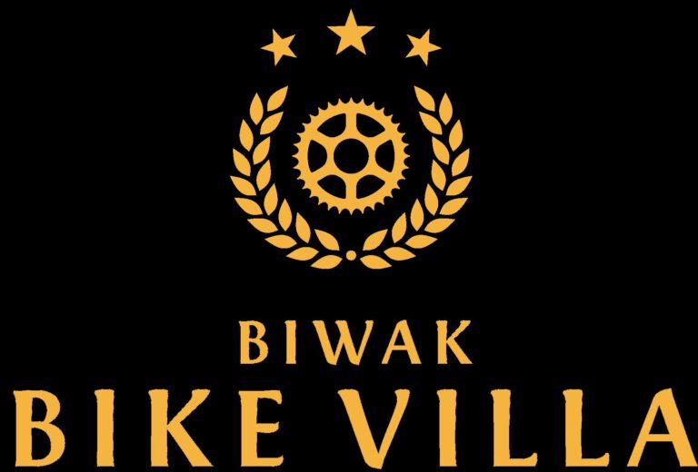 Biwak Bike Villa Logo gelbII